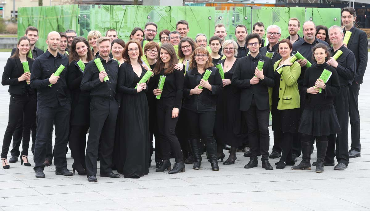 Ensemble ksang8 Bach